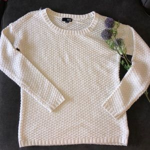 Sweaters - Cream sweater